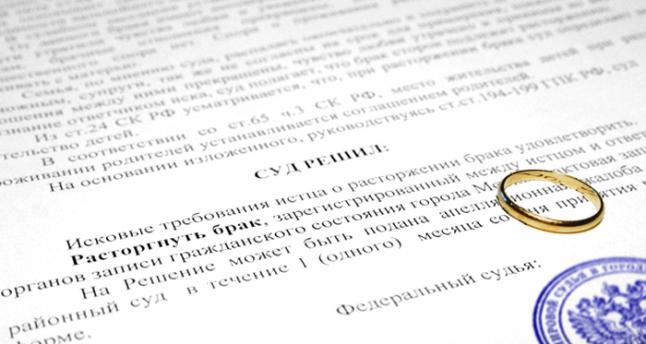срок на примирение при разводе статья